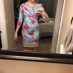 Lilly Pulitzer Midi Dress